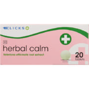 Herbal Calm 20 Tablets