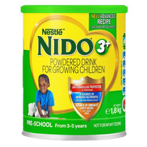 Nestle Nido 3+ Pre-School Milk...