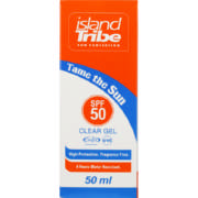 SPF50 Clear Gel 50ml