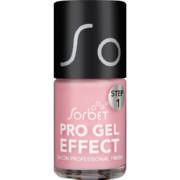 Pro Gel Effect Nail Polish Pretty In Pink 15ml