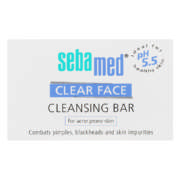 Clear Face Cleansing Bar 100ml
