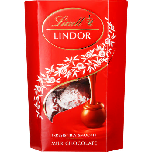 Lindor Irresistibly Smooth Milk Chocolate 125g