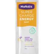 Supercharge Lemon Energy Shot 15ml
