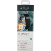 Charge HR Black Small Wireless Tracker