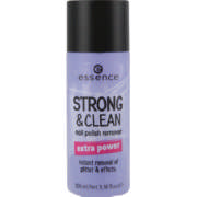 Strong & Clean Nail Polish Remover Extra Power 100ml