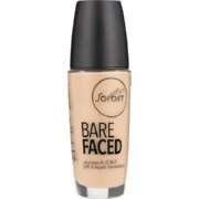 Bare Faced SPF6 Liquid Foundation Stone 30ml