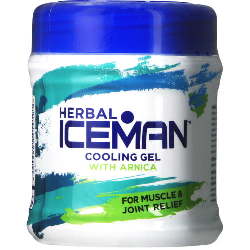 Cooling Gel With Arnica 500g