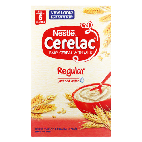 Nestle Cerelac Baby Cereal With Milk Regular 500g