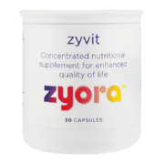 Zyvit Nutritional Supplement 30 Capsules