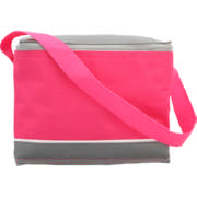 Lunch Bag Two Tone Pink