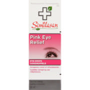 Pink Eye Relief Homeopathic Eye Drops 10ml