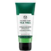 Tea Tree Squeaky-Clean Scrub 100ml