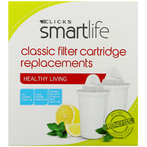 Classic Filter Cartridge 2-Pack