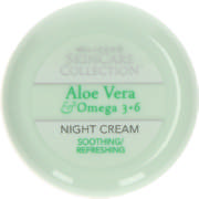 Aloe Vera & Omega 3+6 Night Cream 50ml