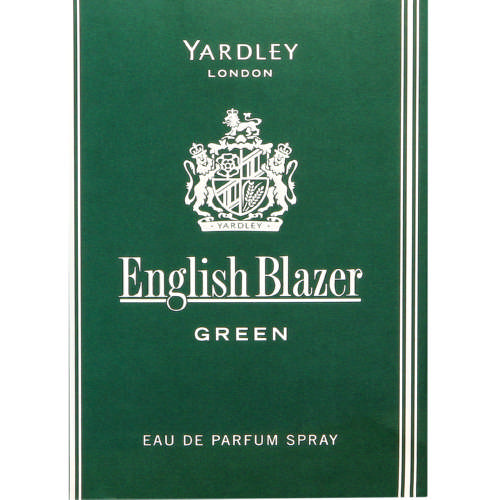 English Blazer Green Eau De Parfum Spray 50ml