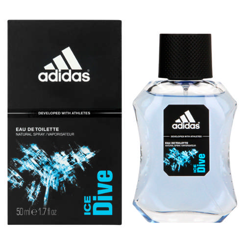Adidas Ice Dive Eau De Toilette Natural Spray 50ml Clicks