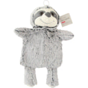 Microwaveable Heat Pack With Cover Sloth 24X28Cm