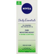 Daily Essentials Shine Control Moisturising Day Cream 50ml