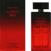 Always Red Eau De Toilette 100ml