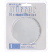 Magnification Round Suction Mirror