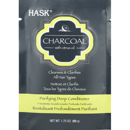 Deep Conditioner Conditioning Sachet  Charcoal 52ml