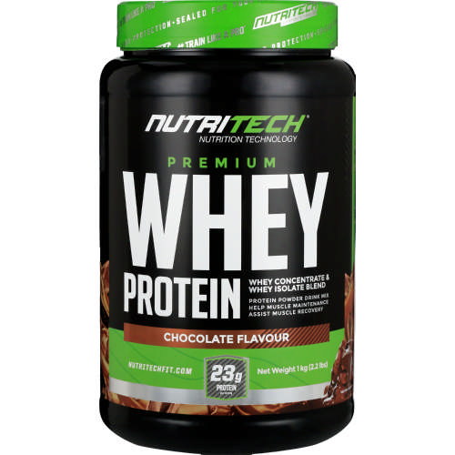 Pure Whey Chocolate 1kg