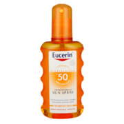 Sun SPF50 Transparent Sensitive Spray Sensitive Skin 200ml