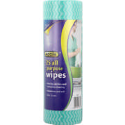 Perforated Wipes On A Roll