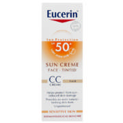 Sun Protection SPF50r+ Sun Creme Tinted CC Fair