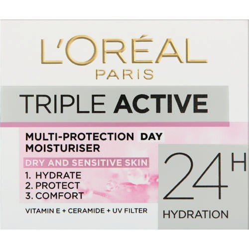 Triple Active Multi Protection Day Cream 50ml