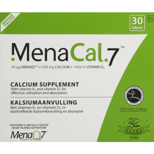 Calcium Supplement 30 Tablets