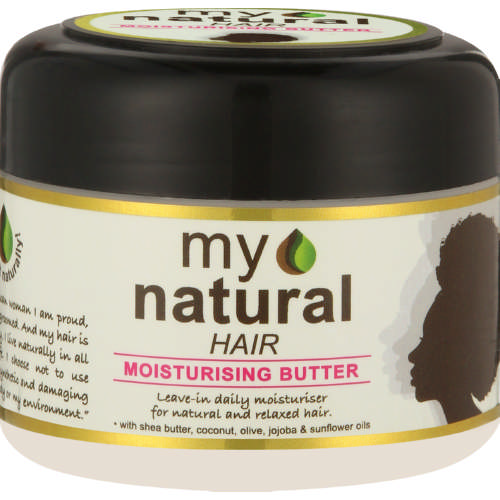 My Natural Hair Moisturising Butter 125ml Clicks