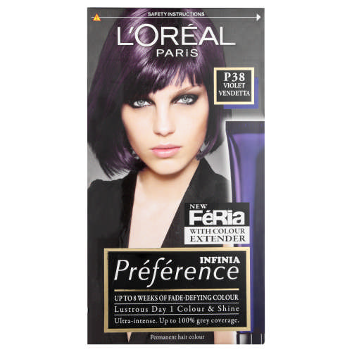 Loreal Preference Hair Color Extender Instructions