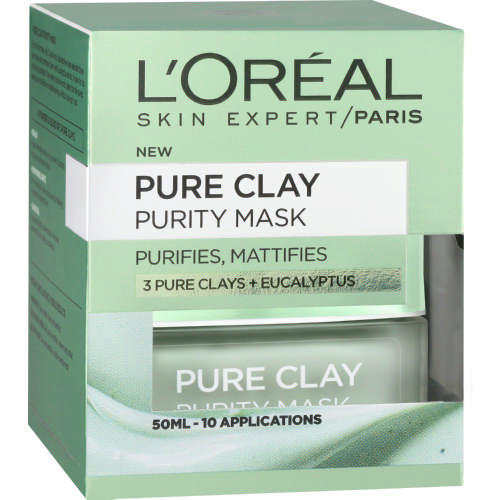 142d9113169d Pure Clay Mask Purity 50ml · test · test · test