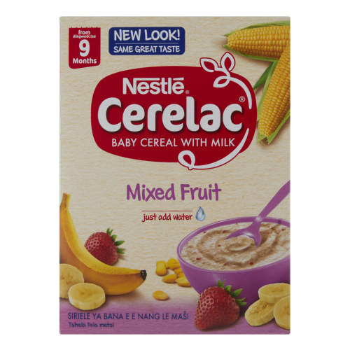 Cerelac Baby Cereal With Milk Mixed Fruit 250g