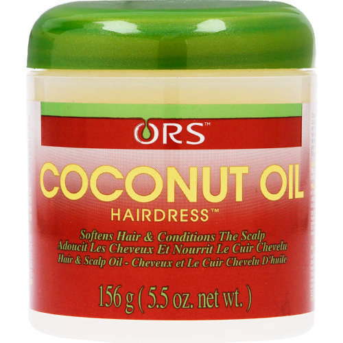 Coconut Oil Hairdress 156g