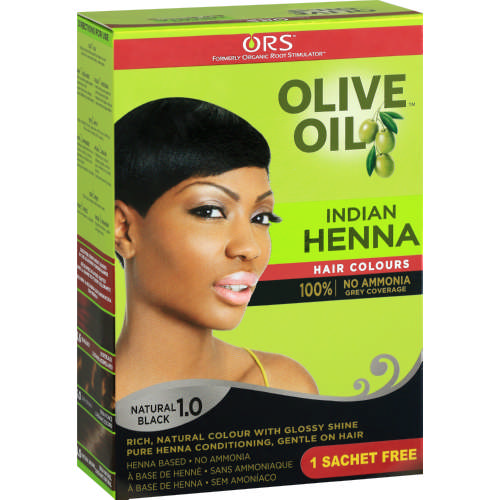 Ors Henna Black 10g Clicks