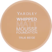 Whipped Matt Mousse Foundation True Beige 14g