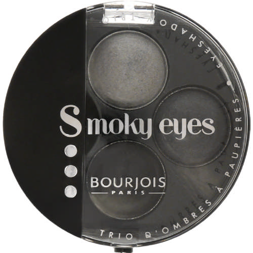 Smoky Eyes Eyeshadow Trio Gris Dandy