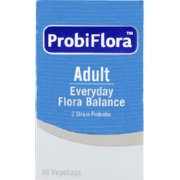Adult Everyday Flora Balance 30 Vegecaps