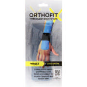 Wrist Kinesiology Sports Tape 2 Precut Kits
