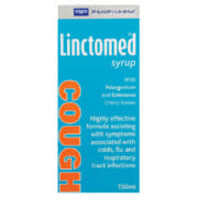 Cough Syrup Cherry 150ml