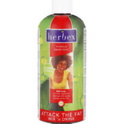 Attack The Fat Mix 'n Drink Lemon 400ml