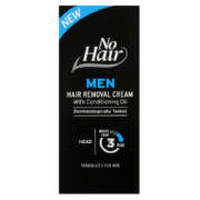 Men Hair Removal Cream With Conditioning Oil 50ml
