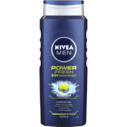 Power Refresh For Men Shower Gel 500ml