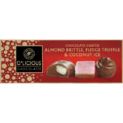 Chocolate Coated Trio Pack