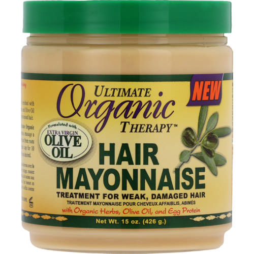 Ultimate Organic Therapy Olive Oil Hair Mayonnaise 426g
