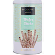 Wafer Sticks Chocolate Hazelnut 370g
