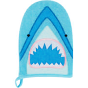 Bath Glove Shark