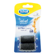 Velvet Smooth Roller Heads Extra Coarse 2